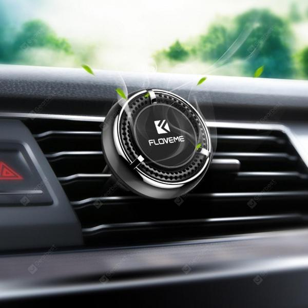 smartylife-FLOVEME Aromatic Magnetic Car Phone Holder  Gearbest