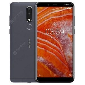 smartylife-Nokia 3.1 Plus 4G Phablet International Version  Gearbest