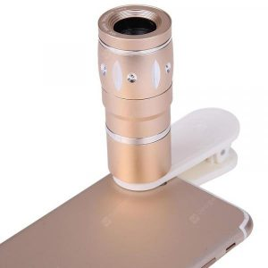 smartylife-10X Optical Telephoto Lens for Mobile Phone  Gearbest