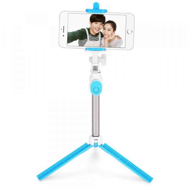 smartylife-Bluetooth Wireless Selfie Stick  Gearbest