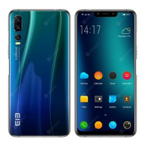 smartylife-Elephone A5 4G Phablet 6.18 inch  Gearbest