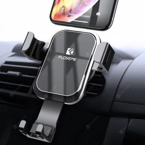 smartylife-FLOVEME 360 Degree Rotating Mirror Car Gravity Phone Holder  Gearbest