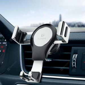 smartylife-FLOVEME Gravity Outlet Car Phone Holder  Gearbest