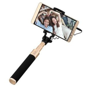 smartylife-Original HUAWEI Mini Handheld Folding Selfie Stick  Gearbest