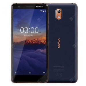 smartylife-NOKIA 3.1 4G Smartphone Global Version  Gearbest
