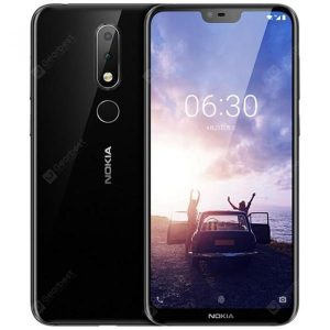 smartylife-Nokia X6 5.8 inch ( Nokia 6.1 Plus ) 4G Phablet International Version  Gearbest