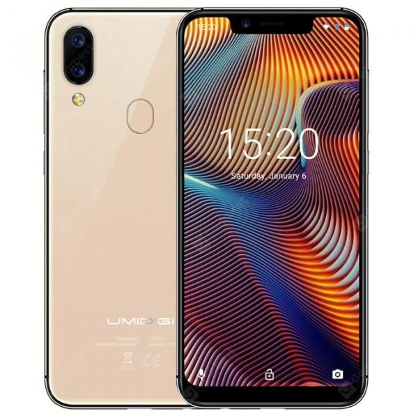 smartylife-UMIDIGI A3 Pro 4G Phablet Low-level Configuration  Gearbest