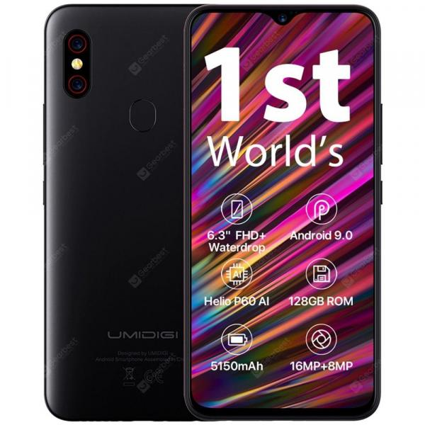 smartylife-UMIDIGI F1 4G Phablet Other Area  Gearbest