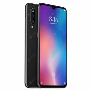 smartylife-Xiaomi Mi 9 4G Phablet 6GB RAM 128GB ROM Global Version Black 16MP 48MP 12MP Rear Camera  Gearbest