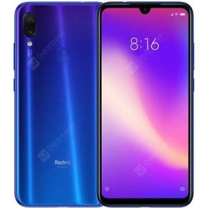 smartylife-Xiaomi Redmi Note 7 4G Phablet Global Version  Gearbest