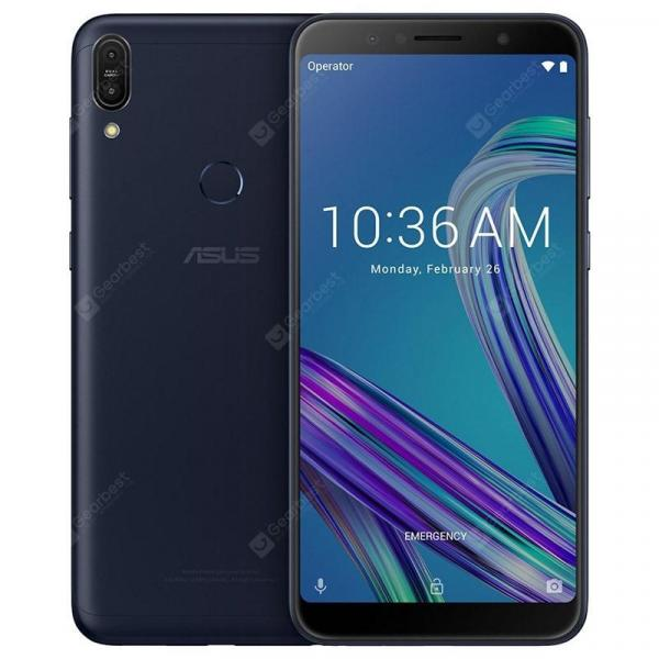 smartylife-ASUS ZenFone Max Pro ( M1 ) 3GB RAM 4G Phablet Taiwan Version  Gearbest