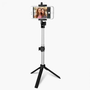 smartylife-Bluetooth Stretchable Tripod Selfie Stick  Gearbest
