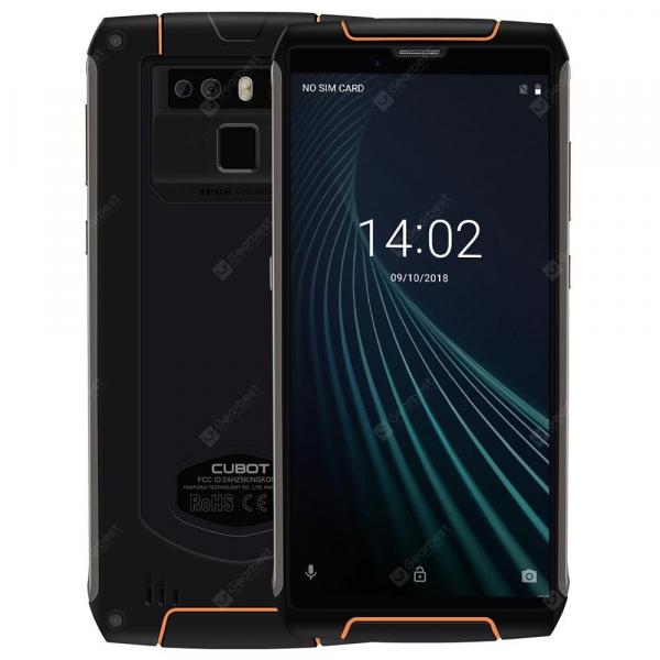 smartylife-CUBOT King Kong 3 4G Phablet  Gearbest