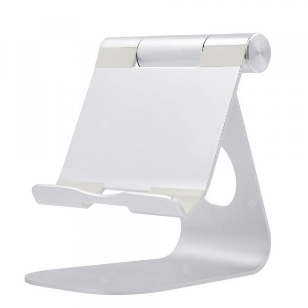 smartylife-Tablet Aluminum Adjustable Holder E-readers Bed Lazy Stand  Gearbest