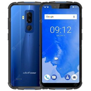 smartylife-Ulefone Armor 5 4G Phablet  Gearbest