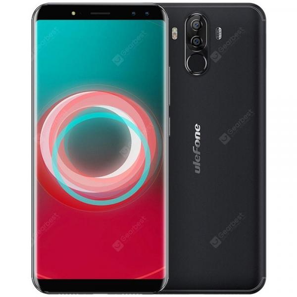 smartylife-Ulefone Power 3S 4G Phablet  Gearbest
