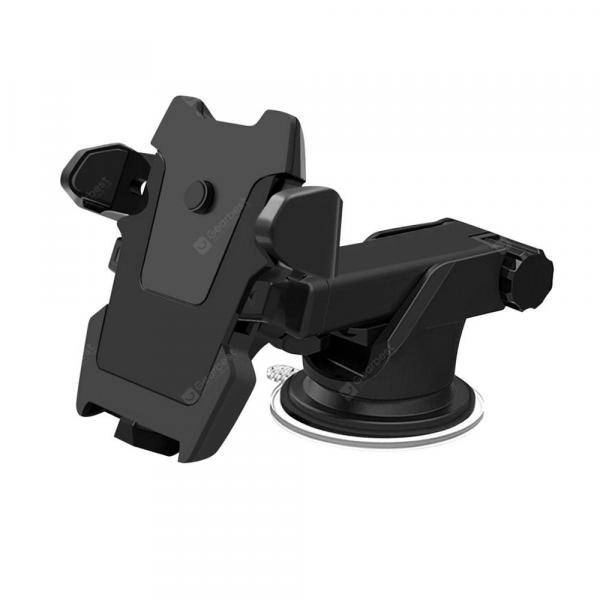 smartylife-Universal Car Windshield Dashboard Suction Cup Mount Holder Stand for Cell Phone  Gearbest