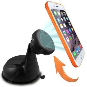 smartylife-XT-305 Magnetic Suction Car Windshield Mount for iPhone 8  Gearbest