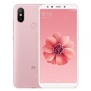 smartylife-Xiaomi Mi A2 4G Phablet Global Version 4GB RAM 64GB ROM Android One Snapdragon 660  Gearbest
