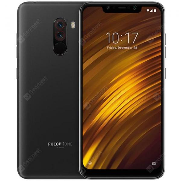 smartylife-Xiaomi Pocophone F1 6.18 inch 4G Phablet Global Version  Gearbest