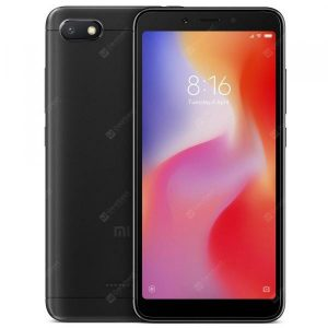 smartylife-Xiaomi Redmi 6A 4G Smartphone Global Version  Gearbest