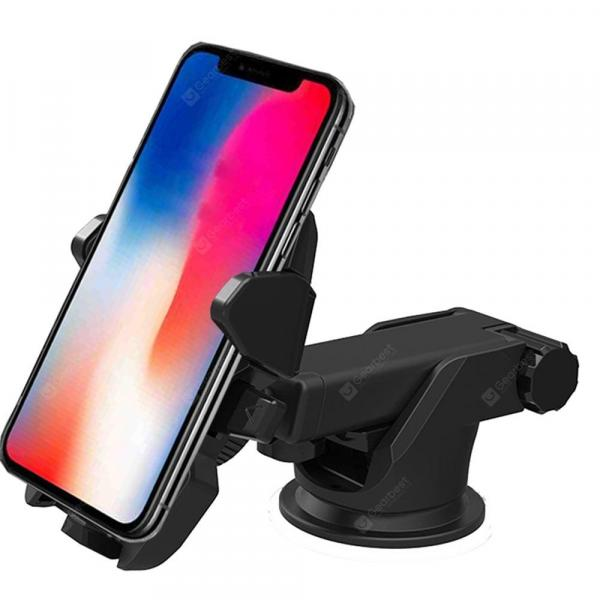 smartylife-360-degree Rotation Car Dashboard Holder Mount for iPhone / Xiaomi / Huawei  Gearbest