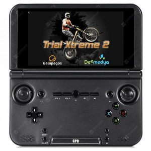smartylife-5 inch Gpd XD Handheld Game Console  Gearbest