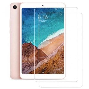 smartylife-ASLING 0.3mm 9H Tempered Glass Protective Screen Film for Xiaomi Mi Pad 4 2pcs  Gearbest