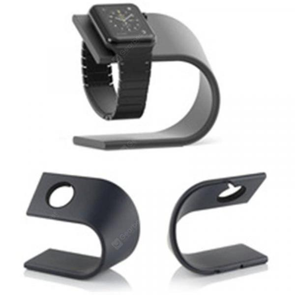 smartylife-Aluminum for Apple Watch Charging Dock / Station / Platform for Apple Watch Stand Charging Stand Bracket Docking Station Holder  Gearbest