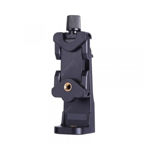 smartylife-Cell Phone Tripod Mount Adapter Holder Mount Clip for iPhone Android  Gearbest