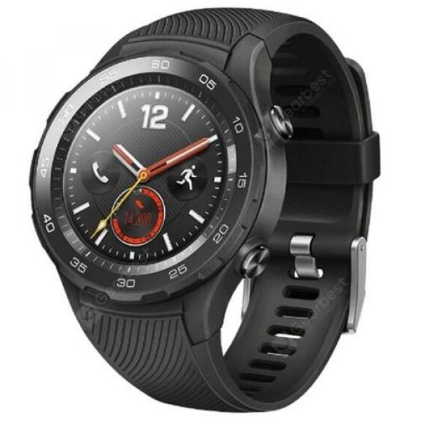 smartylife-HUAWEI WATCH 2 4G Smartwatch Phone Chinese Version  Gearbest