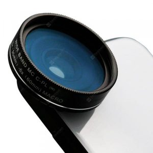 smartylife-KAPKUR HD Macro Lens for iPhone XR with CPL6X(60mm)-18X(20mm)Magnification  Gearbest