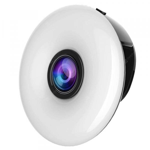 smartylife-New LED Fill Light Phone Lens Wide-Angle Beauty Selfie Fill Light  Gearbest