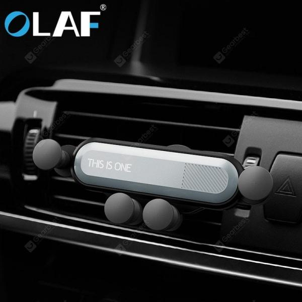 smartylife-OLAF Mobile Phone Holder in Car Easy Car Stand Holders For Iphone Samsung Xiaomi Huawei  Gearbest