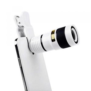 smartylife-Universal 8X Optical Zoom Telescope Camera Lens Clip Mobile Phone Telescope for Xiaomi / Huawei / Samsung  Gearbest