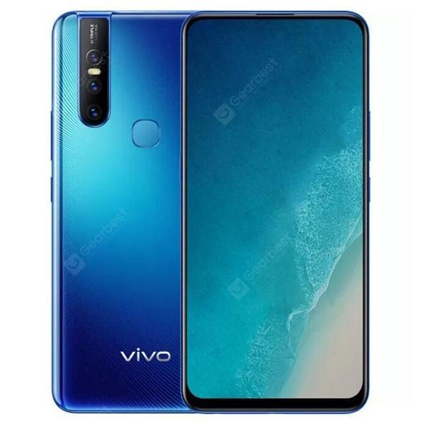 smartylife-Vivo V15 4G Phablet 6.53 inch Android 9.0 Helio P70 Global Version  Gearbest