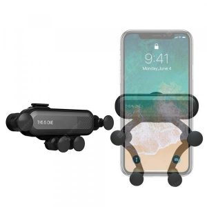 smartylife-360-Degree Rotation Gravity Car Air Outlet Phone Holder for iPhone  Gearbest