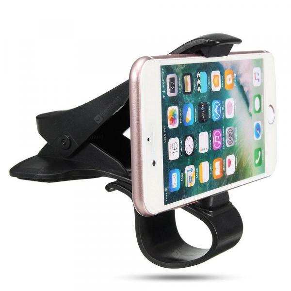 smartylife-Car Wheel Orthophoria Phone Navigation Stand Holder  Gearbest