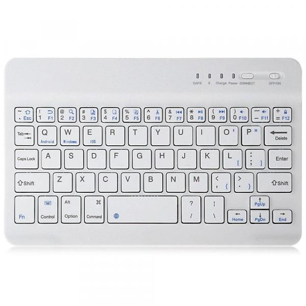 smartylife-Chargeable Bluetooth 3.0 Keyboard Universal for Tablet PC  Gearbest