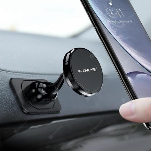 smartylife-FLOVEME N52 Magnet Car Phone Holder  Gearbest