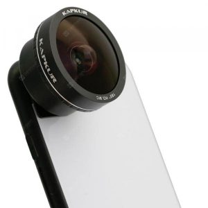 smartylife-KAPKUR Mobile Phone Fisheye Lens Suitable for Round Scenery for iPhone6SPlus  Gearbest