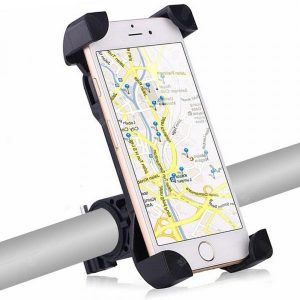 smartylife-MTB Bike Phone Holder Handlebar Mount 360 Degree Bicycle Phone Holder  Gearbest