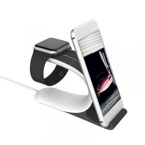 smartylife-Mobile Phone for Smartphones Tablets Bracket Stand And Stand Holder Charging Dock For Apple Watch  Gearbest