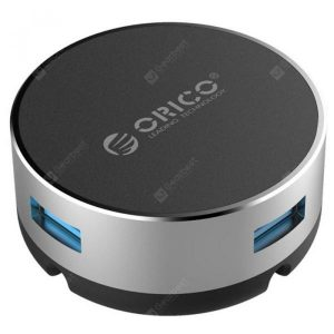 smartylife-ORICO BNS1 USB 3.0 4-port Passive Hub Concentrator  Gearbest