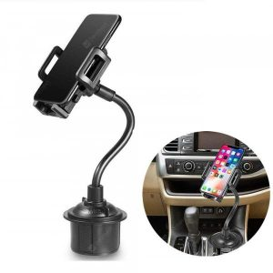 smartylife-Rotatable Car Cup Holder Cell Phone Mount  Gearbest