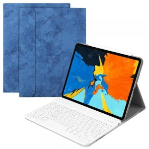 smartylife-Smart Sleeping Bluetooth Keyboard Cover for iPad Pro 11 (2018 Edition)  Gearbest