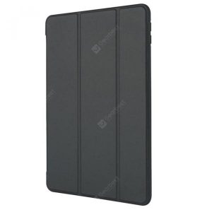 smartylife-Soft Silicone Tri-fold Stand Cover Case for iPad 2017 / 2018 9.7 inch  Gearbest
