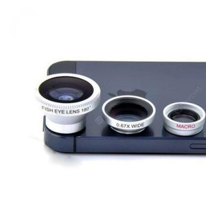 smartylife-Universal Magnetic Three-in-one Mobile Phone Lens  Gearbest