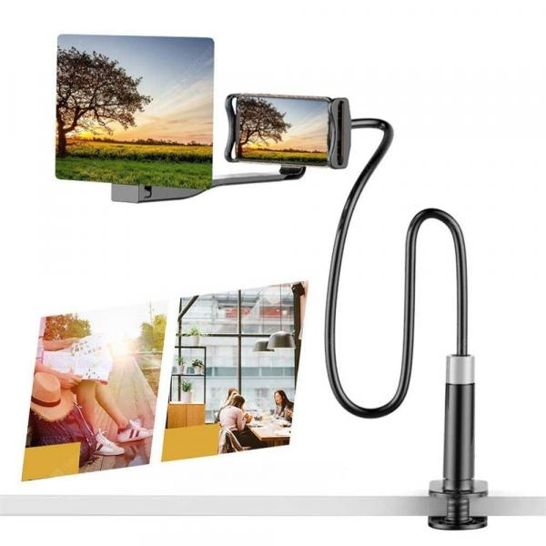 smartylife-Mobile Phone HD Projection Bracket - Adjustable Flexible All Angles  Gearbest