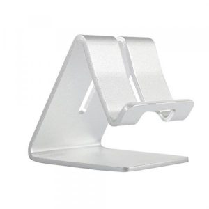 smartylife-Noble Aluminum Desktop Holder Table Stand Cradle Mount For Cell Phone Tablet  Gearbest